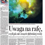 Gazeta Wyborcza - 8 maja 2009r.