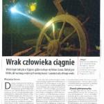 Tygodnik POLITYKA - 14 sierpnia 2010 roku.