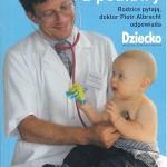 """"""" Dziecko u pediatry """" dla miesięcznika Dziecko - listopad 2002r."""