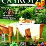 Miesięcznik OGRODY - sierpień 2005