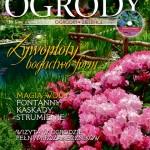 Miesięcznik OGRODY - maj 2006
