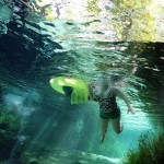 Ginnie Springs.