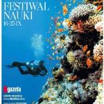 """XV Festiwal Nauki - dodatek do """"Gazety Wyborczej"""" - wrzesień 2011."""