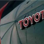 """Test Toyota dla miesięcznika """" Wysokie Obroty """"."""
