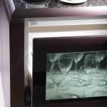 """"""" Salon 99 """" prezentacja kuchni dla miesięcznika """" Kuchnia """". Stylizacja Kinga Kolary. Publikacja październik 2008r."""