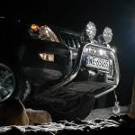 Test Toyota Land Cruiser - styczeń 2007 - zdjęcia przypłaciłem zapaleniem płuc.